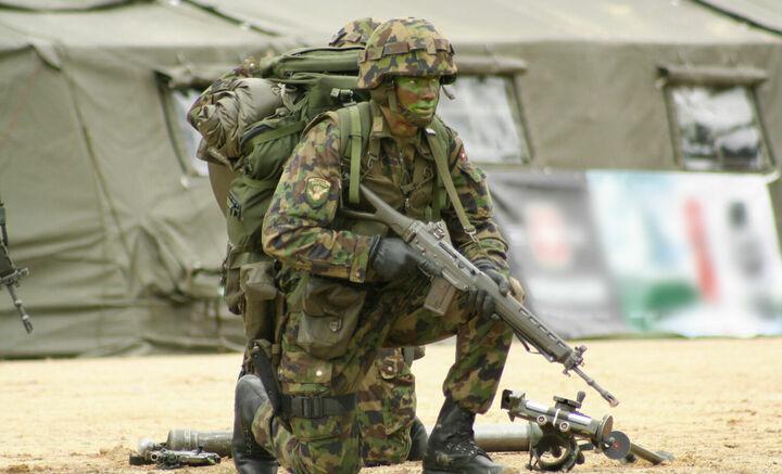 Sicherheits- und Armeepolitik